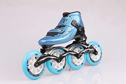 Find Bargain TTYY Skates Inline Roller Professional Pulley Speed Skating Shoes Beginner for Children...