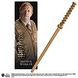 The Noble Collection Arthur Weasley - Varita de PVC de 30 cm con ...