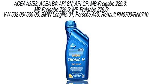 ARAL High Tronic M 5W-40 1x1 Liter