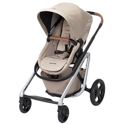 Maxi-Cosi Lila Modular All-in-One Stroller, Nomad Sand, One Size (CV324EMR)