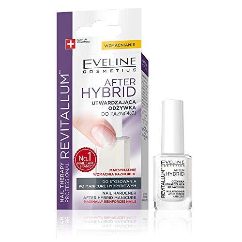 Eveline, nach Hybrid Maniküre Nagel Härter revitalum Nail Klimaanlage, beige, 12 milliliter