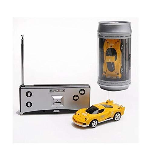Coche de Control Remoto - Mini Coke Can RC Radio Control Remoto Micro Racing Car Regalo de cumpleaños Ocho Colores