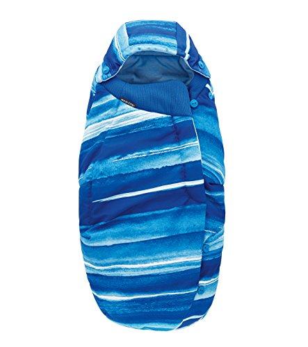 Maxi-Cosi 79209550 Universal-Fußsack, watercolour blue