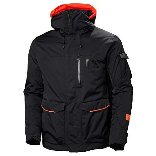 Helly-Hansen Men's Fernie 2.0 Jacket, 991 Black, Large
