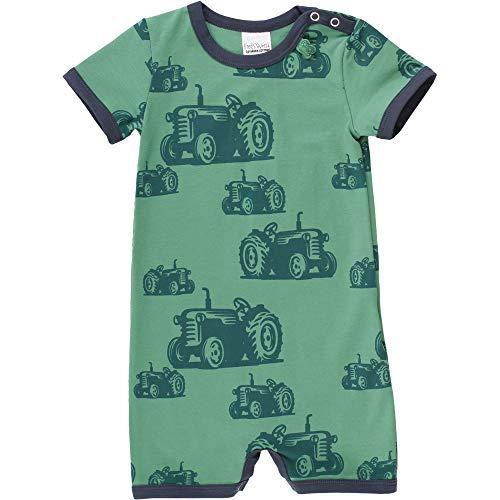 Fred'S World By Green Cotton Farming Beach Body, Vert (Green 018602201), 62 Bébé garçon