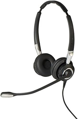 2021 Jabra online sale 2400 II USB Duo BT Bluetooth Headset - online sale Black sale