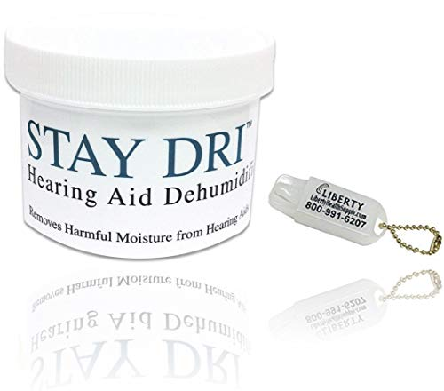 Stay Dri Hearing Aid Dehumidifier