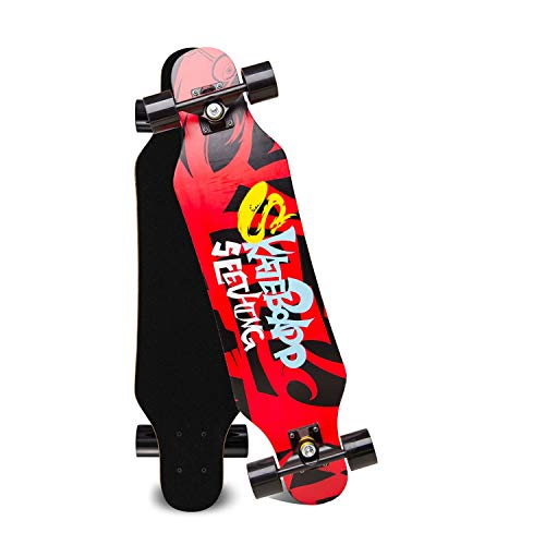 """WL Skateboards with Repair Kits-Complete Skateboards for Kids Boys Girls Youths Beginners Starter -Standard Skateboards 31""""x8"""" with 7 Layers Maple Deck Pro Skateboards, Longboard Skate Boards"""