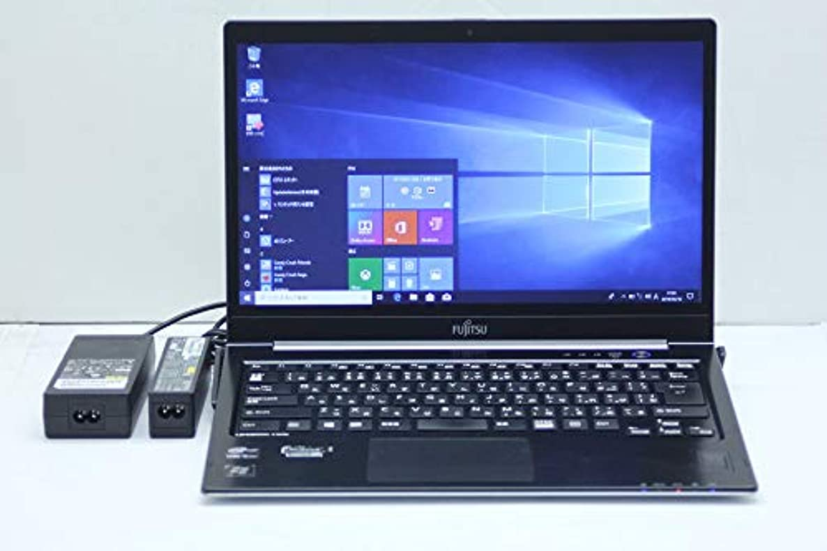 知るシフト恵み【中古】 富士通 LIFEBOOK U772/G Core i5 3437U 1.9GHz/4GB/256GB(SSD)/14W/FWXGA(1366x768)/Win10
