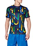 PUMA Neymar Jr Future tee, Camiseta, Hombre, M, Azul (Peacoat-Dandelion)