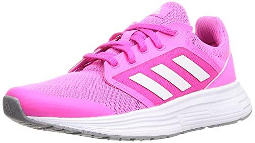 adidas Galaxy 5, Road Running Shoe Mujer, Roschi Ftwbla Grau, 39 1/3 EU