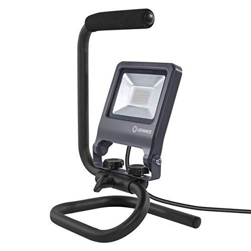 LEDVANCE LED Arbeitslicht, Leuchte für Außenanwendungen, Kaltweiß, S-Stand, LED Worklight
