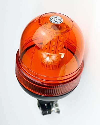 Balise d'avertissement d'urgence LED avec 3 fonctions ECE R10 R65, E9