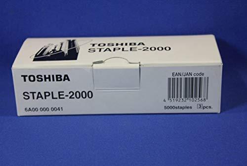 Cartucho de Grapas Genuino, 5000 Grapas, Paquete de 3