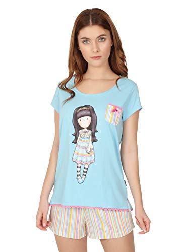 Santoro Pijama Manga Corta All Things Nice para Mujer