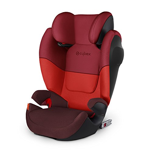 Cybex Silver Solution M-Fix SL Child's Car Seat, with Reclining Headrest and ISOFIX Compatible,...