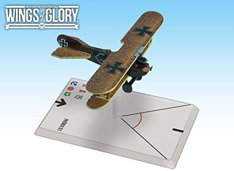 Wings of Glory WW1  Phönix D.I • (Gruber) B01HF55CHS Charmantes Design | Qualität