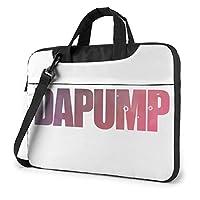 Da Pump (1) 可動および調整可能pcバッグ ノートパソコン衝撃吸収 スリム 360°保護 防水 13/14/15.6インチpc対応 スリーブ ノートパソコンバッグ 防水 軽量 保護用スリーブカバー おしゃれでコンパクトなpcカバンです
