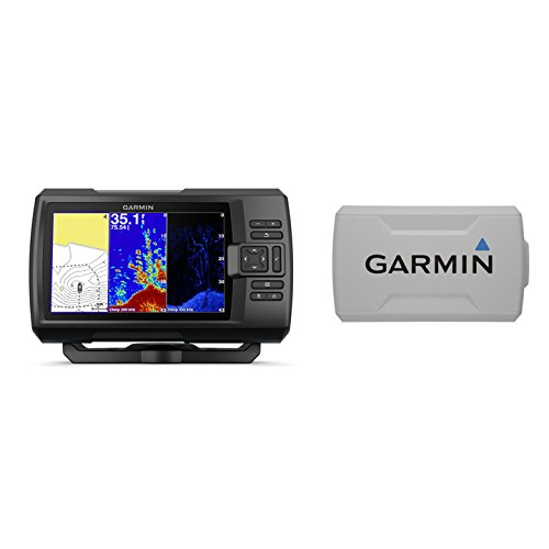 Garmin STRIKER Plus 7cv with CV20-TM Transducer and...