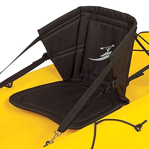 Ocean Kayak Comfort Plus Seat Back (Black), one size