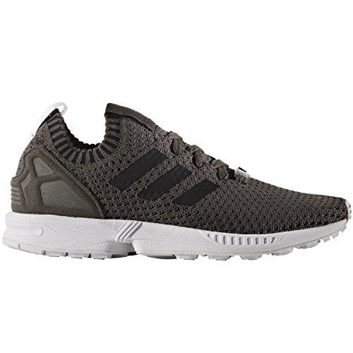 Adidas Originals ZX Flux PK Sneaker Dames Sneaker Grijs Wit