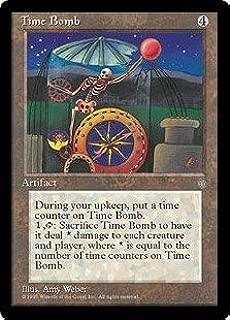 マジック:ザ・ギャザリング 【英語】 【アイスエイジ】 時限爆弾/Time Bomb