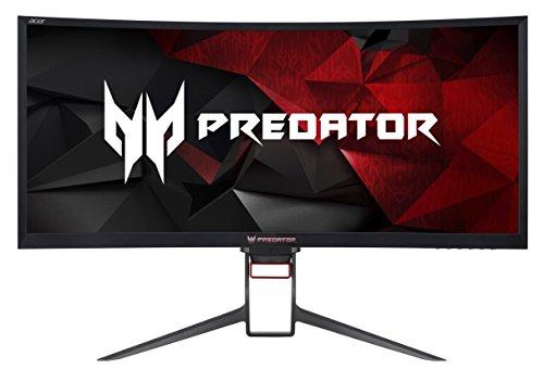 Acer Predator Z35P bmiphz 35' Curved 1800R QHD (3440x1440) NVIDIA G-SYNC VA Monitor