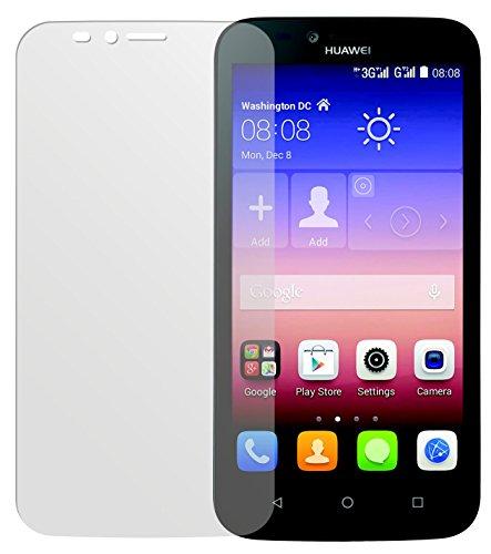 dipos I 2X Schutzfolie matt kompatibel mit Huawei Y625 Folie Bildschirmschutzfolie