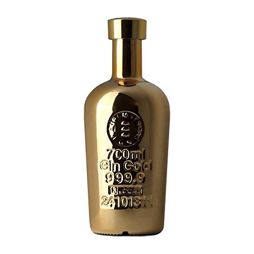 Gold Gin 999.9 Ginebra Premium de Cítricos - 700 ml