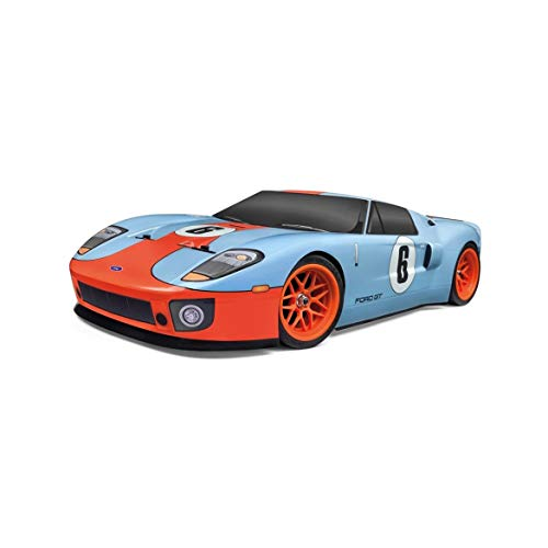 HPI Racing RS4 Sport 3 Flux Ford GT Le Mans Spec II Heritage Edition Brushless 1:10 RC Modellauto Elektro Straßenmodell