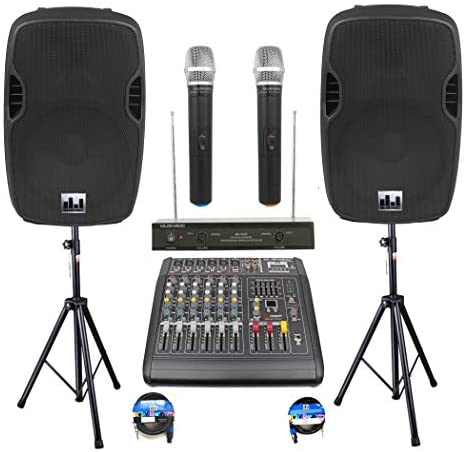 Top 10 Best speakers for microphone Reviews