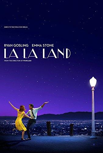 La La Land Movie Poster Artistica di Stampa (60,96 x 91,44 cm)