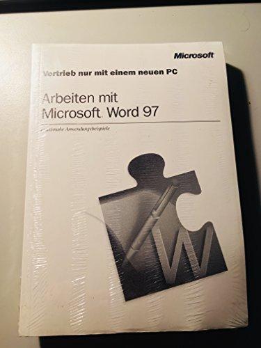 Microsoft Word 97 OEM Version mit Seriennummer