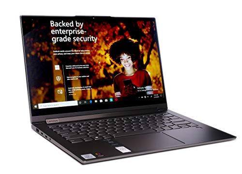 "Yoga C940 2-in-1 14"" 4K UHD Touch Laptop 10th Gen Intel Core i7-1065G7 Thunderbolt 3 Active Stylus Pen Finger Print Reader Plus Best Notebook Stylus Pen Light (1TB 16GB 10 PRO Iron Gray)"