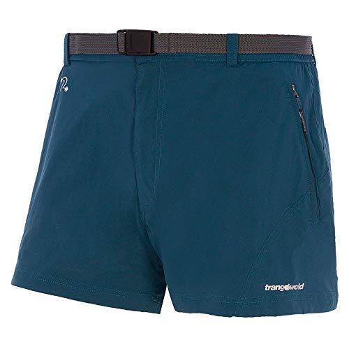 Trango Pant. ISAR Dn Short pour Homme en céramique Bleu Taille XL