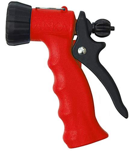 "Watts ANKA 3/4"" Fiberglass Reinforced Nylon Hot Water Trigger Hose Nozzle/Garden Hose Nozzle, AHNT20 HW"