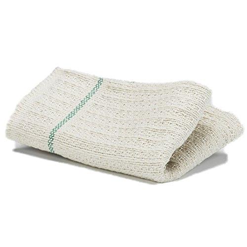 PALLMANN - Panno per pavimenti a nido d ape, 100% cotone, confezione da 10 pezzi