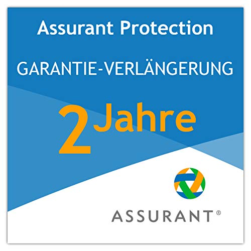 2 Jahre Garantie-verlängerung für ein Büroelektronik gerät von €10 bis €19,99