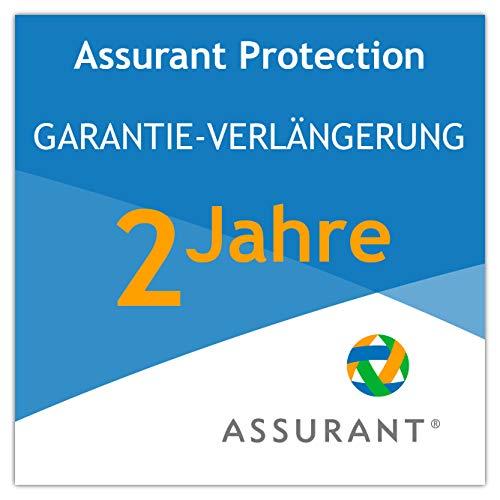 2 Jahre Garantie-verlängerung für ein TV Gerät von €750 bis €799,99