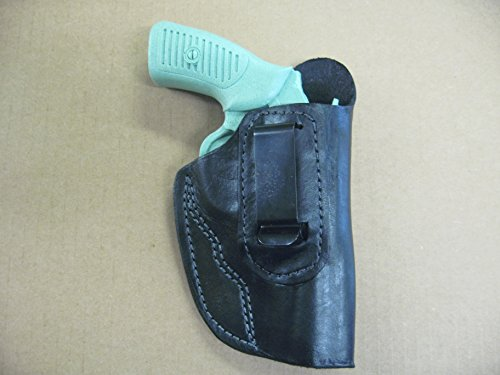 Azula IWB Leather in The Waistband Concealed Carry Holster for Ruger LCR LCRx 3