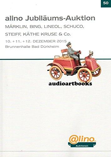 Alino Spielzeug-Auktion, Spielzeug - Militaria - Silber - Schmuck + Uhren, 3./4. August 2012 Brunnenhalle Bad Dürkheim, Katalog