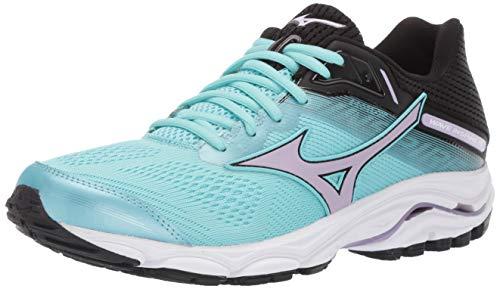 Mizuno Womens' Wave Inspire 15 Running Shoe, Blue (Angel Blue/Lavender Frost/Black 69), 3.5 UK