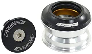 FSA Orbit Z 1-1/8Inches 44mm Threadless 1-1/8Inches Headset with Top Cap, XTE1528