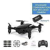 Candybarbar LF606 Mini Pocket RC Drone Quadcopter Telecomando Pieghevole Droni Altitude Hold RC...