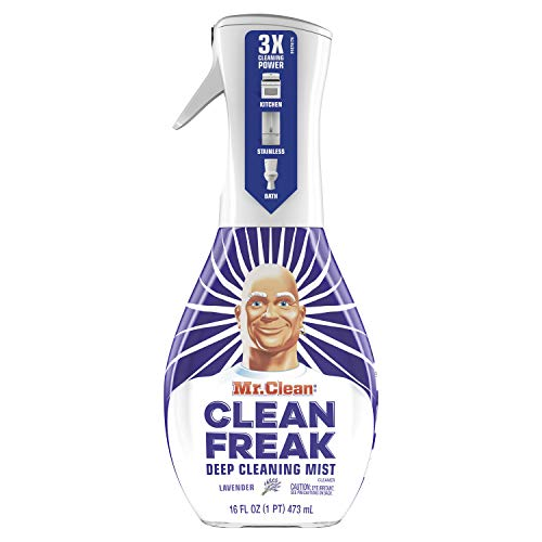 Mr.Clean Clean Freak Deep Cleaning Mist Lavender 1-16 FL OZ Spray Bottle