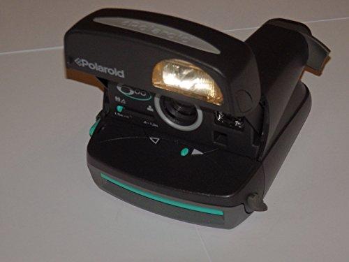 Polaroid 600 - manueller Focus - analoge Sofortbildkamera ideal für 600 Filme ## die Halteschlaufe fehlt - Technik Aber geprüft - funktioniert - by PHOTOBLITZ ##
