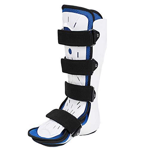 WY- SPLINTS Orthese Fuß Bänderriss - Sprunggelenk Schiene - Plantarfasziitis-Nachtschiene - Fußstützorthese - Schienen - Unterstützung von Schlaf, Arthritis, Sehnenentzündung, Männer, Frauen,Left-M