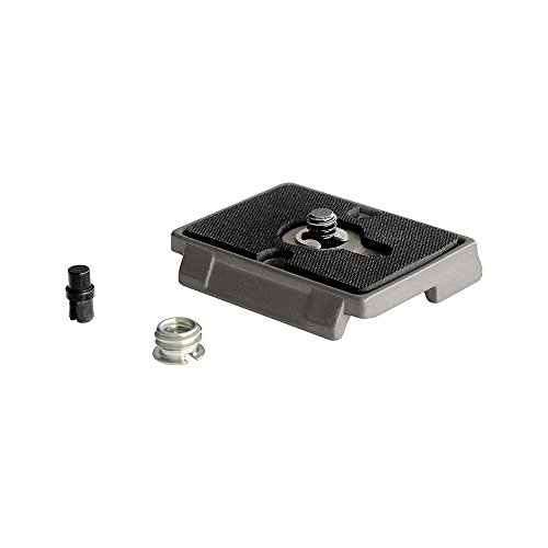 Manfrotto Quick Release Plate with Special Adapter (200PL)