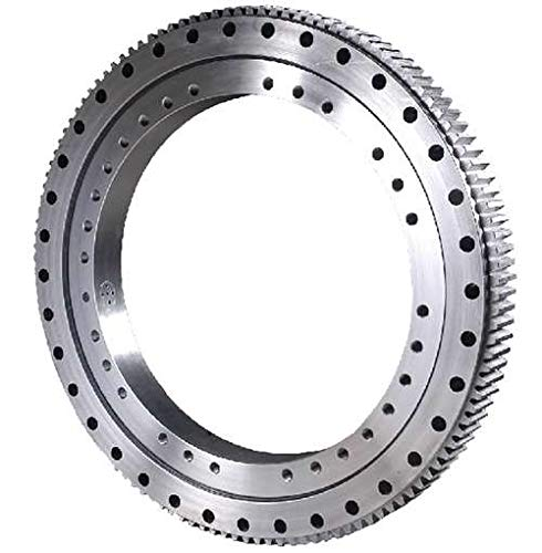 VXB Brand 34 Inch Four-Point Contact 876x1120x90 mm Ball Slewing Ring Bearing with Outside Gear Single Row Bearings Inner Diameter : 876mm Outer Diameter : 1120mm