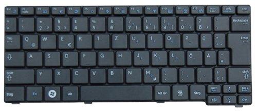 Samsung TC Tastatur kompatible NP-N145 Plus DE Neu Schwarz